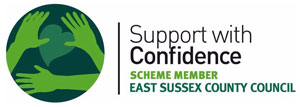 E Surrey Council Support with Confidence